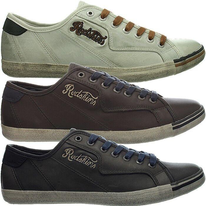 Redskins upward/upwardan 3 variantes de color zapatos caballero edelsneaker casual-Style