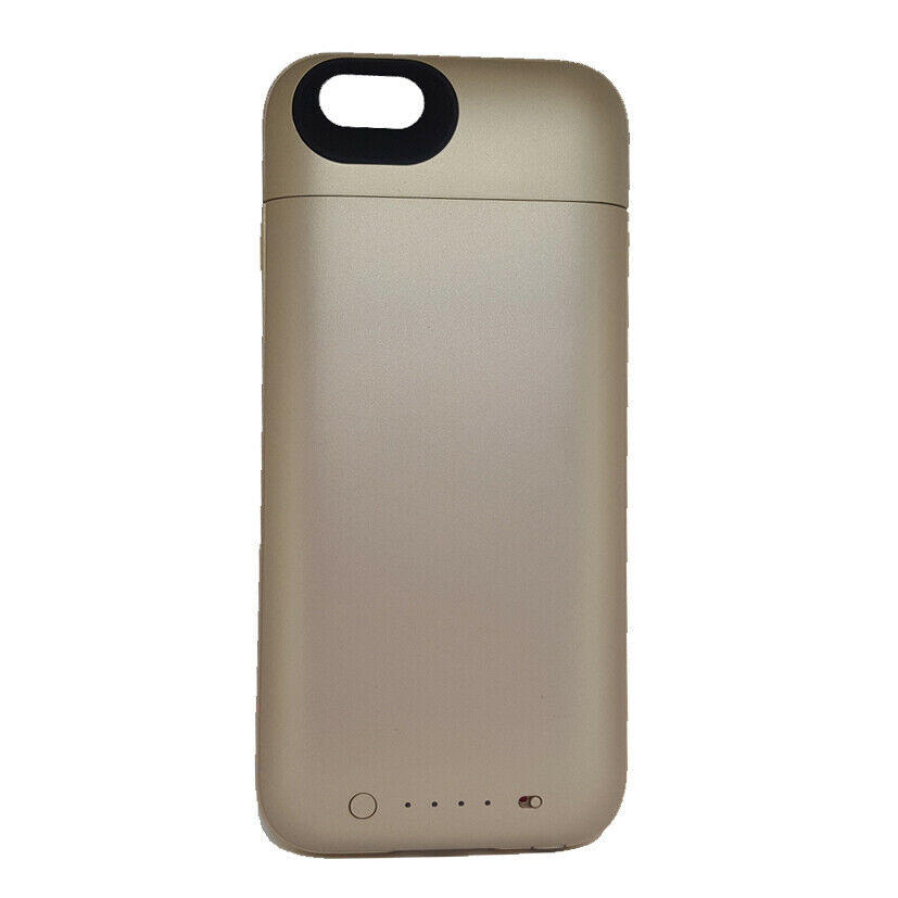 half off fbfb9 7dbee Details about Mophie External Battery Case For iPhone 6 / 6S Juice Pack Air  2750mAh - Gold