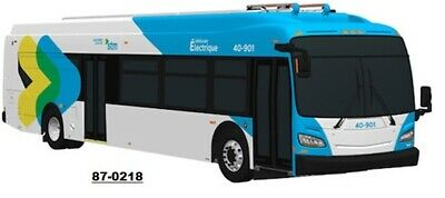 Iconic Replica IR-0200 New Flyer xcelsior XN40 Metroway Washington