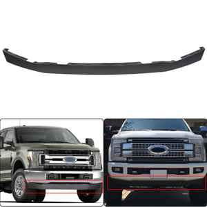 Lower Deflector Valance Panel For 2017 2019 Ford F250 F350 F450 F550 2wd 4wd Ebay