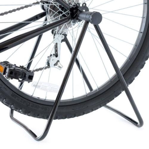 Bike Hub Folding Display Repair Stand Bicycle T Floor Storage Rack Stand