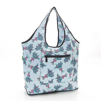 Eco Chic London Faltbarer Weekender,Handtasche Shopper Reisetasche,Trolley