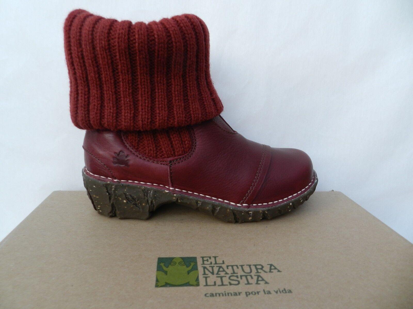 El Naturalista Yggdrasil 097 shoes Femme 36 Iggdrasil N097 Rioja UK3 Neuf