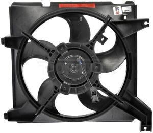 Engine-Cooling-Fan-Assembly-Dorman-620-812-fits-01-06-Hyundai-Elantra