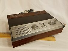 Vintage Radio Shack Answering Machine DUOFONE TAD-114 Dual Cassette WORKS GREAT!