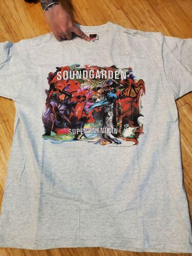 Soundgarden Superunknown 90s EUC Vintage Brockum 1