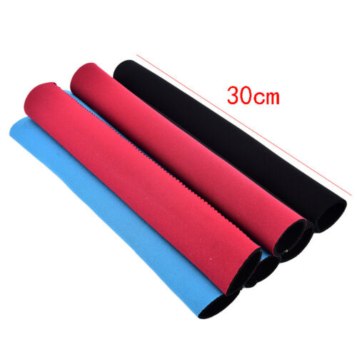 2pcs Kayak Canoe Boat Colorful Paddle Grips Prevent Blisters Calluses Fray CZ