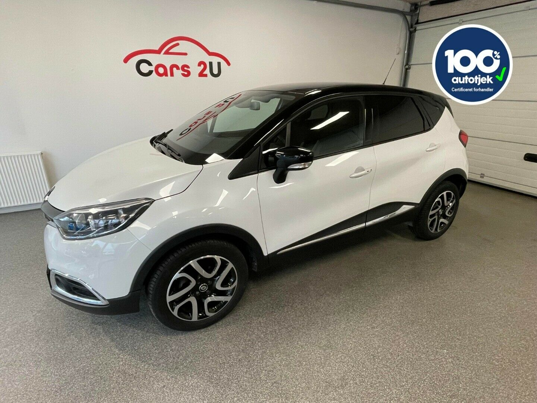 Renault Captur 0,9 TCe 90 Arctic 5d - 147.900 kr.