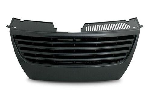 Für VW Passat 3C B6 PDC Kühlergrill Sport Front Grill Schwarz ohne Emblem R36