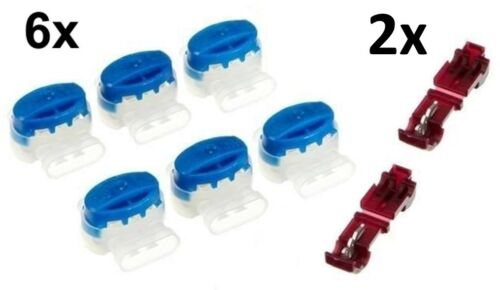 6 Câble Connecteur 2 bornes de raccordement f Gardena r38li r40li r45liOriginal 3 m