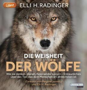 DIE-WEISHEIT-DER-WOLFE-LEMNITZ-REGINA-RADINGER-ELLI-H-MP3-CD-NEU