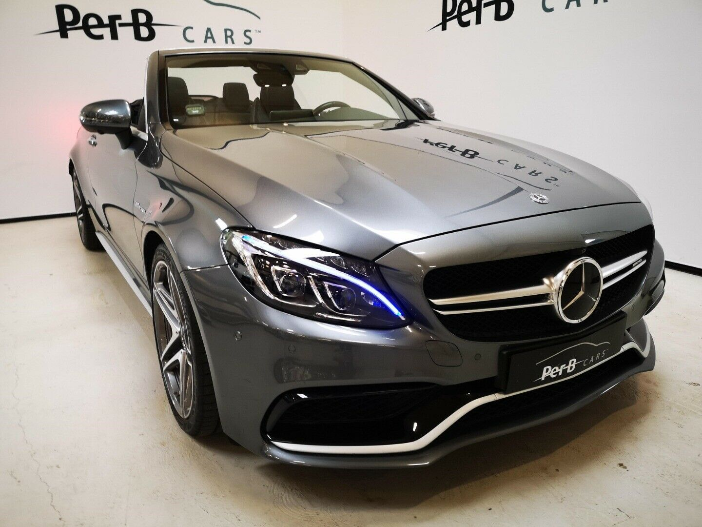 Mercedes AMG GT S 4,0 aut. 2d