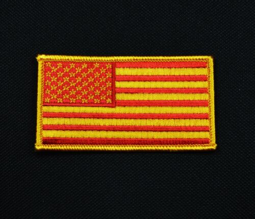 American Flag Patch Subdued /& Color Variants