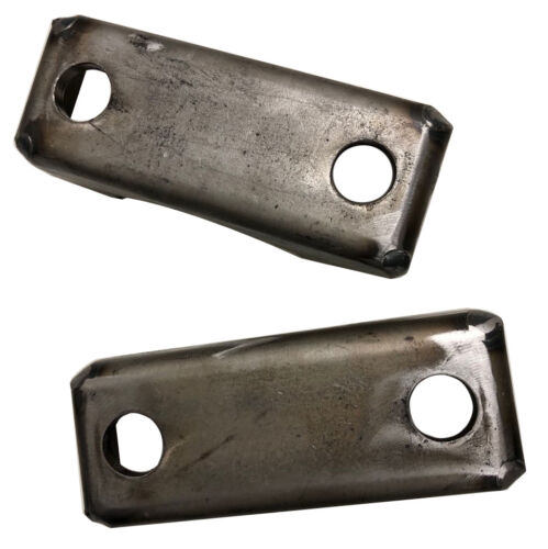 """For 1960-72 Chevy Chevrolet C10 Pickup GMC Truck Weld On Rear Axle Seats 3/"""" Axle"""