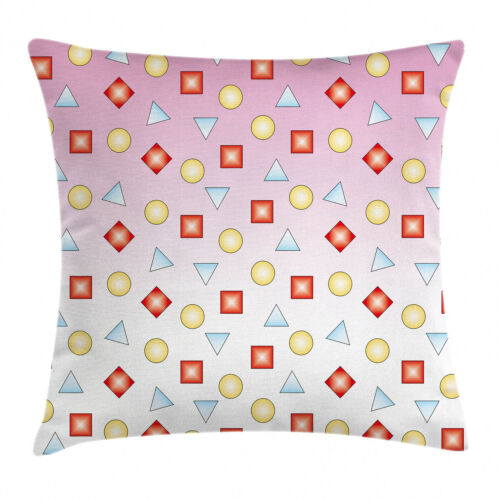 Vintage Colorful Throw Pillow Cases Cushion Covers Home Decor 8 Sizes