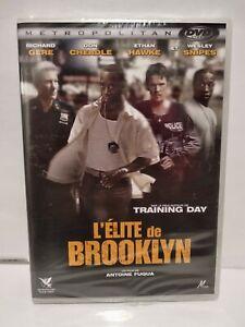 L-039-elite-de-Brooklyn-DVD-Pal-Zone-2-Neuf-sous-blister-New-amp-Sealed