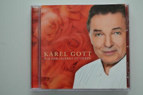 1 von 1 - Karel Gott - Ich hab gelernt zu lieben - CD