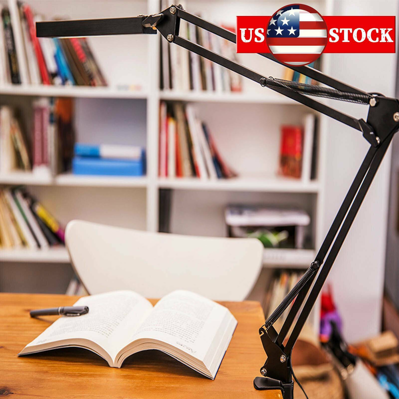 Prieks Fantastiski Piekraste Byb E476 Metal Architect Led Desk Lamp Woodcrestgolf Com