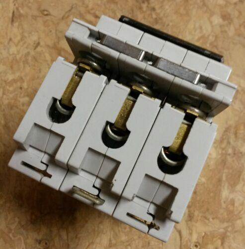 ABB S273 GHS2730001R0277 K2A Sicherungsautomat K2 Leitungsschutzschalter 3-polig