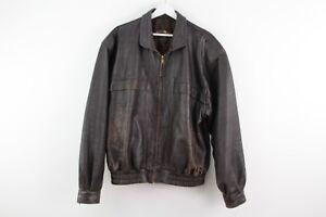 Size Description y79 Mens Leather Merino No Stock See Jacket wqqpt4vS
