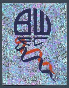 MERLIN-2002-F-A-PREMIER-LEAGUE-063-BOLTON-WANDERERS-TEAM-BADGE-SILVER-FOIL