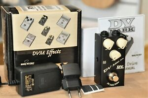 DV-Mark-Mini-Drive-Black-Little-Overdrive-Pedal-Made-in-Italy-100-New