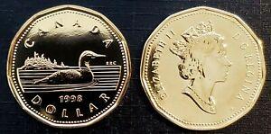 Canada-1998W-Gem-UNC-Proof-Like-Gem-Loonie
