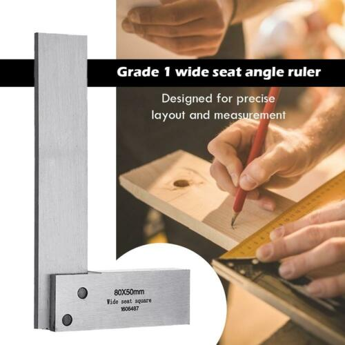 Machinist Square 90 Degree Right Angle Ruler for Engineer Precision Measure
