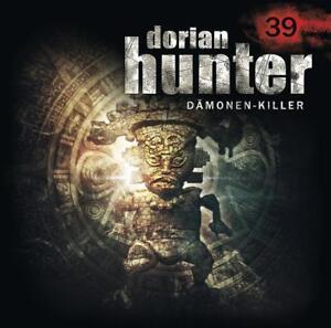 Hoerspiel-CD-Dorian-Hunter-39-Yana-Turmanyay