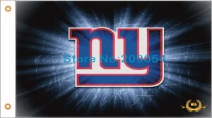 19fb81c5 Details about New York Giants Flag New 3X5 Man Cave Banner No Drop Ship  Fast Ship USA Seller
