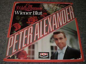 Wiener-Blut-mit-Peter-Alexander-Ein-Walzertraum-1964-German-IMPORT-FAST-SHIPPING