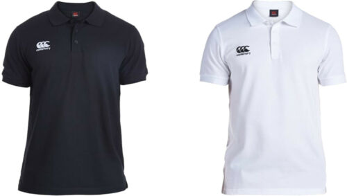 Canterbury Waimak Core CCC Polo Shirt Shortsleeve Training Rugby Pique E533803UK