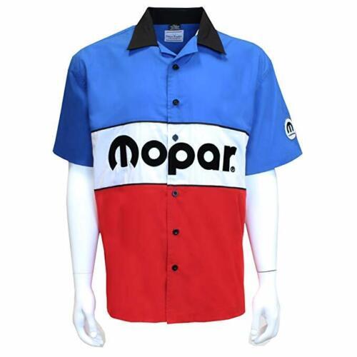 David Carey Mopar 72 Pit Mechanic Cars Automotive Button Down Work Shirt 48822