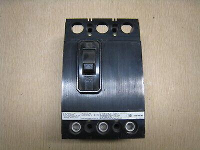 QJ3B200 Siemens ITE Molded Case Circuit Breaker 3 Pole 200 Amp 240V