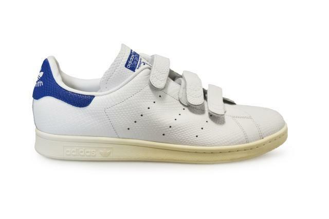 Mens Adidas Stan Smith CF - B24534 - WEISS Trainers