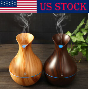 USB-LED-Purifier-Ultrasonic-Aroma-Oil-Diffuser-Air-Humidifier-Aromatherapy-US-EN