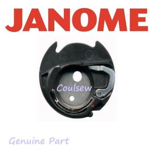 JANOME GENUINE BOBBIN CASE 7700QCP 6600P 12000 DKS30 100 9400QCP 15000 Atelier 9