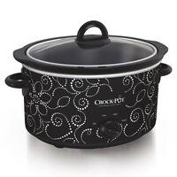 Crock-pot 4-quart Manual Slow Cooker Scv401-master