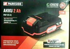 Parkside Zusatzakku 4.0 AH PAP 20 A3 Ersatzakku Lithium-Ionen-Akku Akku 20V