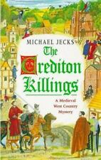 The Crediton Killings (Knights Templar) Jecks, Michael Paperback