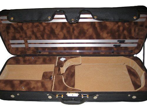 Vio Music Strong Wooden Shell Viola Case 15