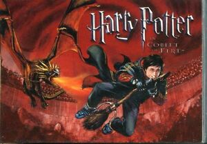 Harry-Potter-Goblet-Of-Fire-UK-Exclusive-Complete-80-Card-Base-Set