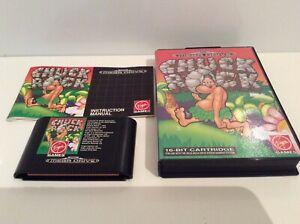 Sega Mega Drive Chuck Rock