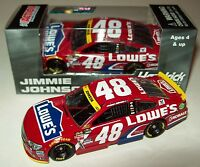 Jimmie Johnson 2015 Lowe's Red Vest Chase For The Cup 48 Chevy Ss 1/64 Nascar