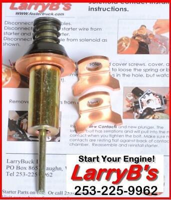 LarryBs Kubota Denso Starter solenoid kit