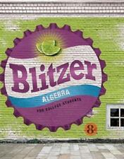 Algebra for College Students Access Card Package (8th Edition) (Blitzer Develop