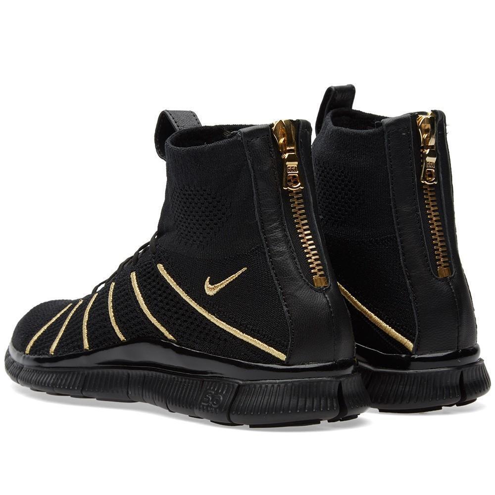 Nike Olivier Free Flyknit Mercurial Olivier Nike ROUSTEING Reino Unido 10 US 11 NIKELAB laboratorio Qs 53e92f