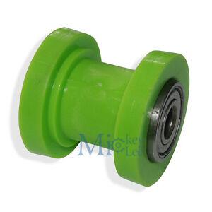 8MM-CHAIN-ROLLER-PULLEY-TENSIONER-50cc-110cc-125cc-DIRT-PIT-BIKE-ATV-GREEN