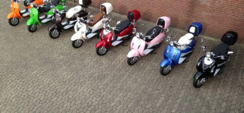 Trittbrett Fussrasten Bodenplatte Verkleidung ZNEN Motorroller Roller Retro