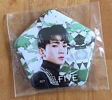 NEW SHINee FIVE Limited KEY pin badge K-POP F/S